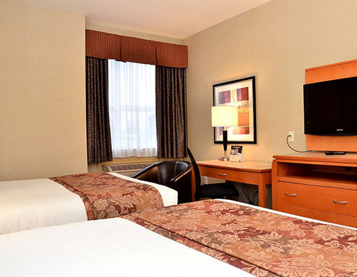 Best Western Rooms